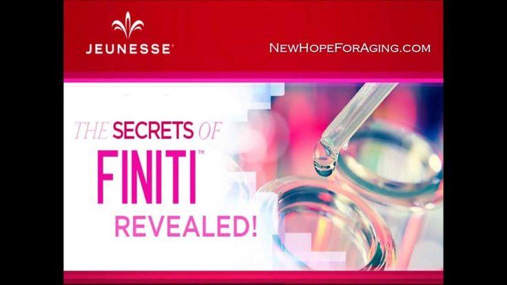 The Secret of Reversing Aging with Finiti - Part 1 Bestel Finiti hier: http://www.pardeeperfect.jeunesseglobal.com/products.aspx?p=FINITI