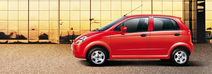 Segunda imagen (18/02/2013): ¿Con capacidad para cuántos pasajeros cuenta el Chevrolet Spark? #ChevroletNoSeDetiene 5 pasajeros