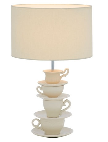25 Unique Tea Cup Lamp Ideas On Pinterest Recycled Lamp