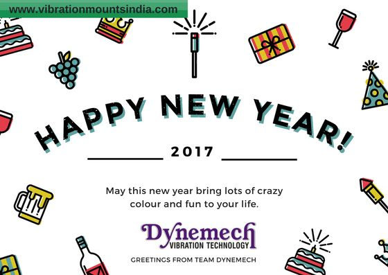 welcome the New Year #2017 with open hearts and far deeper commitments to our dreams. Team Dynemech