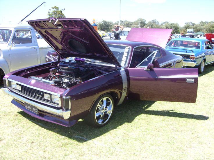 71/72 valiant charger (aussie Chrysler)