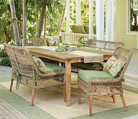 Cape Cod Outdoor Bench