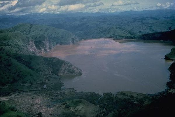 Deadliest lake in the world suffocated over 1,746 people in one night.