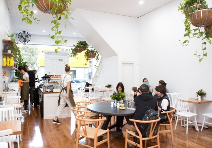 Fourth Chapter. This bright cafe nails the balance between healthy and indulgent.