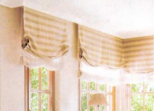 Buenas tardes amigas les comparto estas ideas para for Cortinas para ventanas pequenas sala