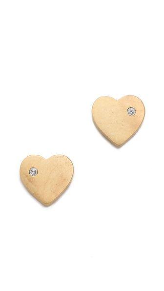 Tai Heart Earrings