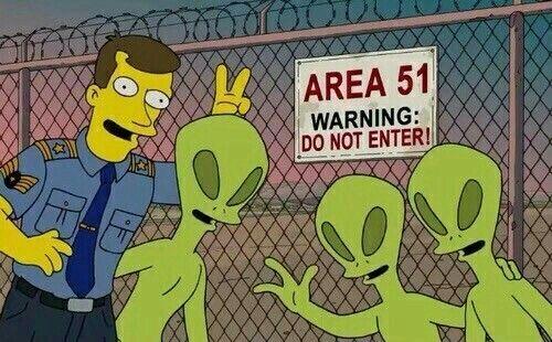 Reality Area 51 alien