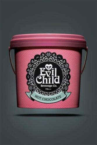 Evil Child Hot Chocolate - yum!  #TexasRadio