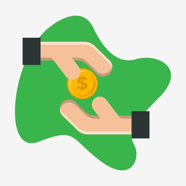 Hand Giving Money With A Flat Style Money Clipart Cash Business Png And Vector With Transparent Background For Free Download Charity Poster Money Logo Money Clipart