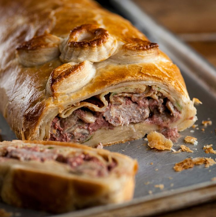 84 best british food drink images on pinterest british food beef wellington is a classic british dish with fillet steak coated with pt then wrapped in forumfinder
