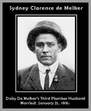 This image shows Daisy de Melkers third husband who was not convinced that his wife is a murderer. He was very supportive to his wife during the trial and loved her whole heartedly.