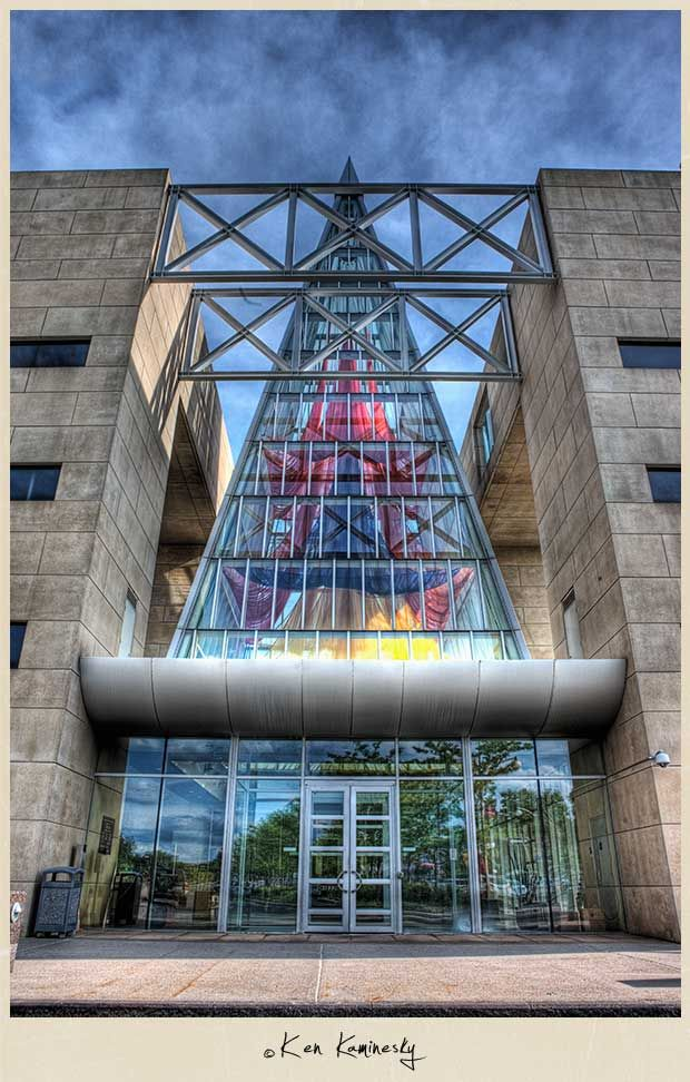 Old City Hall in Ottawa, Ontario | Photo © Ken Kamineksy |