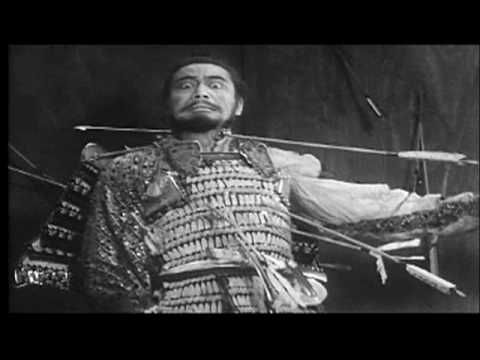 "Kurosawa's ""Throne of Blood ""(1957)  蜘蛛巣城"
