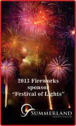 Summerland Festival of Lights
