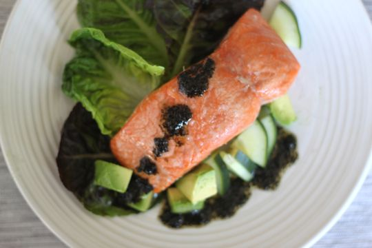 Nori is known and loved as a wrap for sushi, but you don't need a gob of rice to enjoy the mild-flavored, toasted sheets of seaweed. Toasted nori sheets can be ground into powder (a coffee grinder works well for this) and the powder can sprinkled liberally as a seasoning for meat, seafood, vegetables, sauces […]