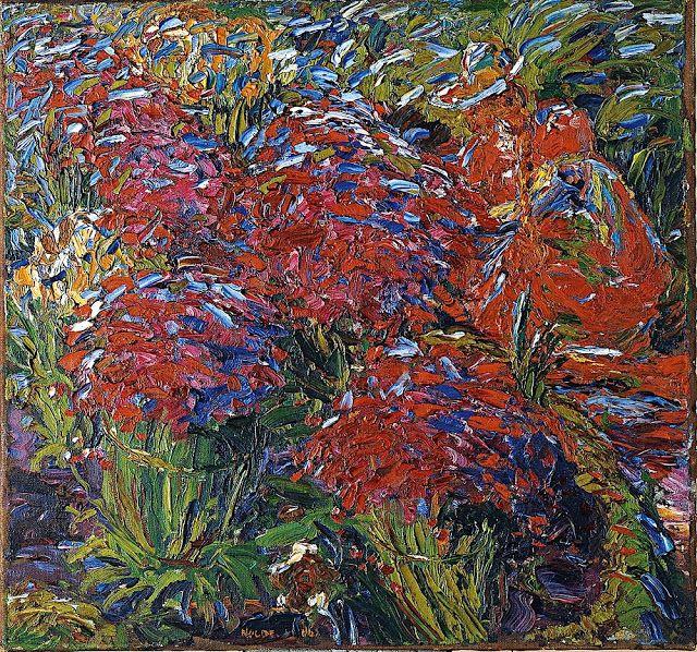 Arte!: Emil Nolde, the Expressionist Garden