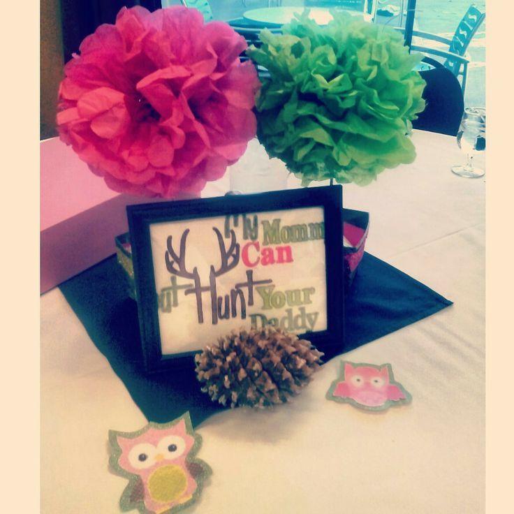 17 Best Kaylas Lil Hunting Diva Baby Shower Images On Pinterest