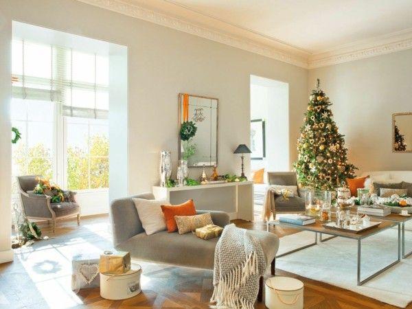 501 best Weihnachtsbasteln images on Pinterest Christmas ideas - wohnzimmereinrichtung