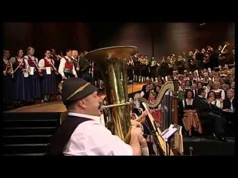 Musikkapelle Erl - Dem Land Tirol die Treue & Bozner Bergsteiger-Marsch ...
