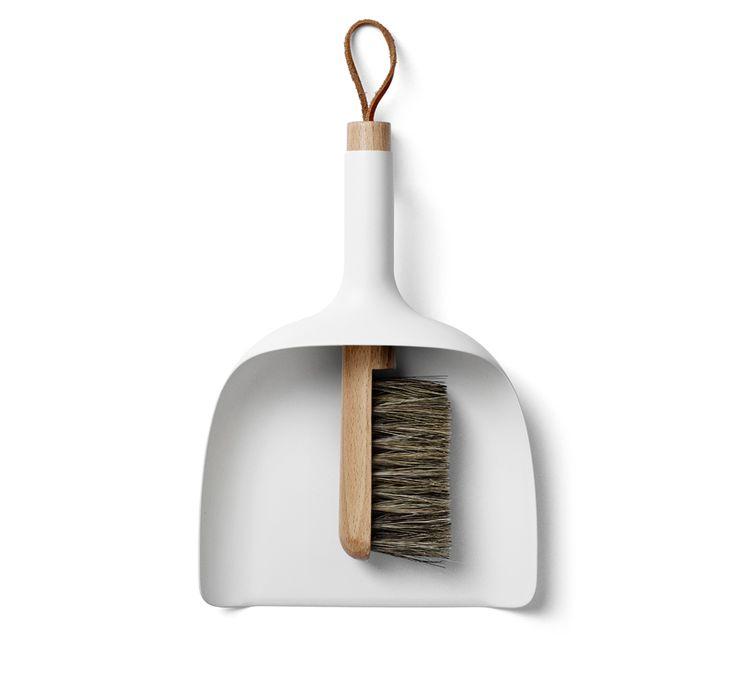 Menu - Sweeper & Funnel - hvid