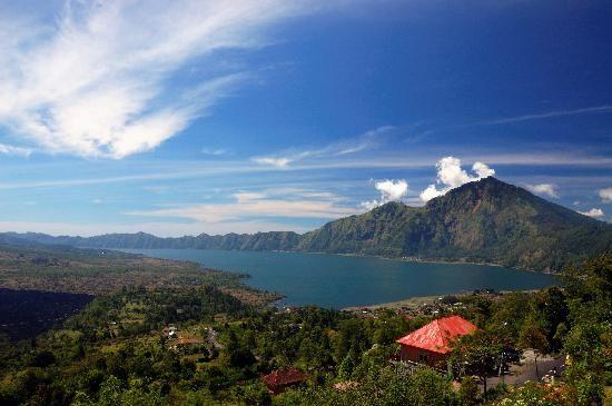 Danau-Batur-Kintamani