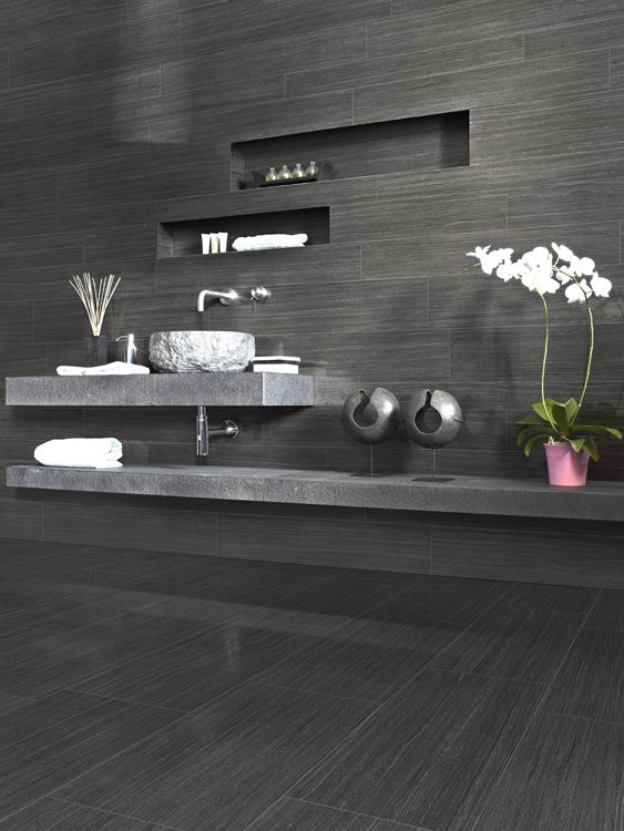 Rivestimento e pavimentazione MINIMAL per uno stile moderno ed essenziale, di sicuro effetto. Disponibili diverse tonalità e formati. Superfici naturali o lappate per un'eleganza inconfondibile.