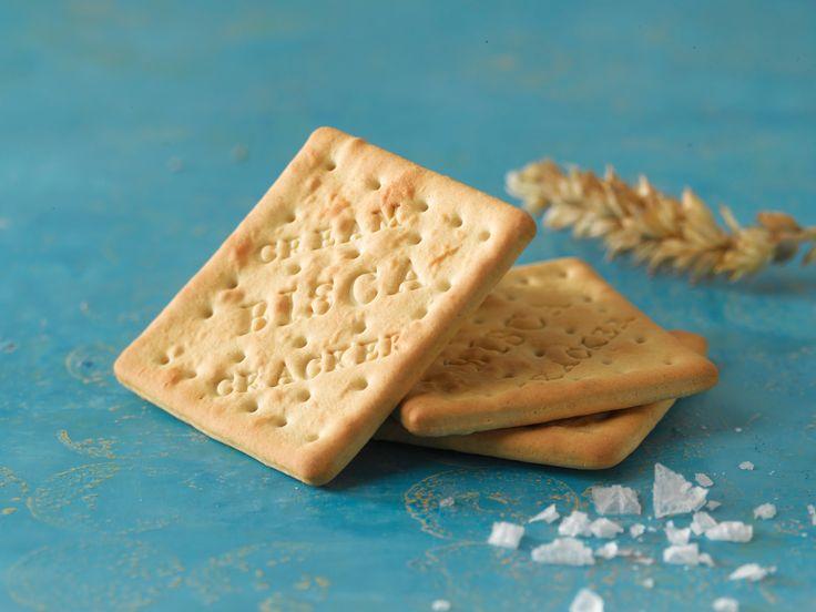 Cream crackers #karenvolf #kiks #madpakker #inspiration