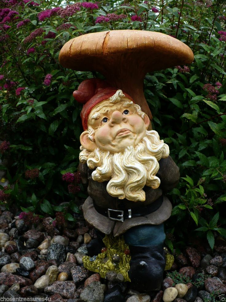Nome Garden: 1000+ Images About Garden Gnomes On Pinterest