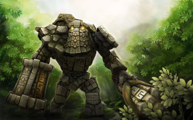 Image for Ancient Ruins Tuny Dota 2 HD Wallpaper
