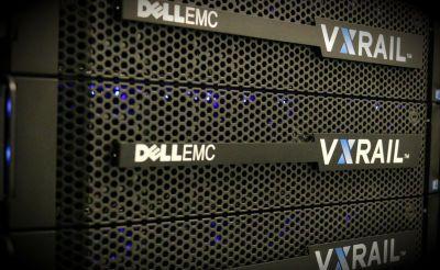 Server VCE VxRail untuk Bisnis UKM