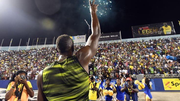 Jamaica: Usain Bolt wins final 100m race in Kingston | Jamaica News