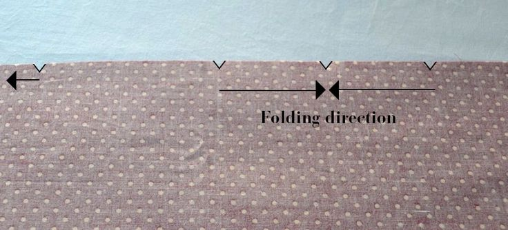How to Sew Box Pleats | Gather sewing patterns