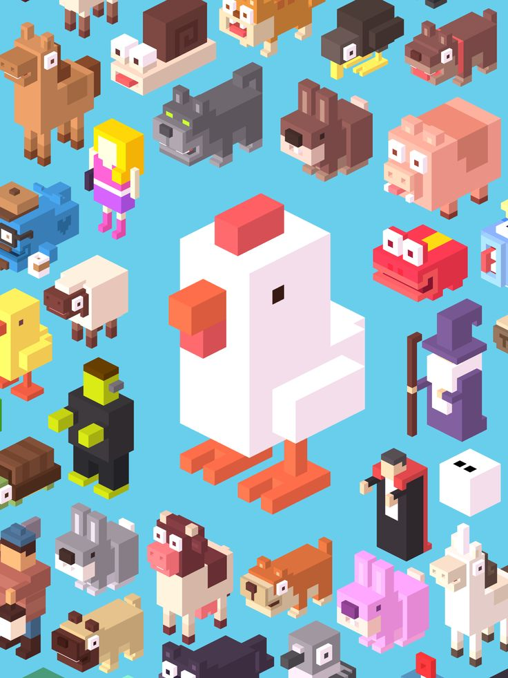 Crossy Road Press My Aesthetic Pinterest Roads and