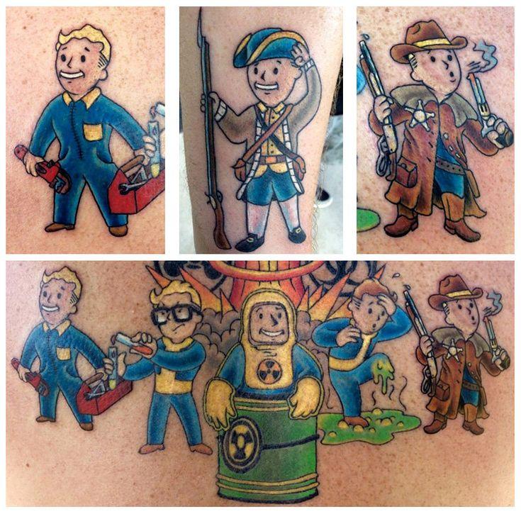 Best Fallout tattoo?