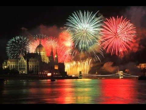 New Year Song 2018 – Firework New Year's Eve 2018 – New Year Instrumenta...