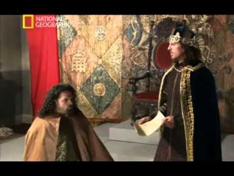 Rejtélyes vallás - 1. rész - Templomos lovagok