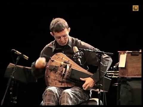 "Matthias Loibner plays ""Razvrastanata"" From the concert ""Diálogos con zanfona"" for hurdy gurdy soloists March, 2008, Ferrol, Galiza, EU. Organized by aCentra..."