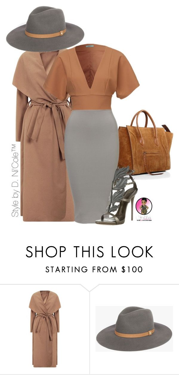 """Untitled #2820"" by stylebydnicole ❤ liked on Polyvore featuring Giuseppe Zanotti"
