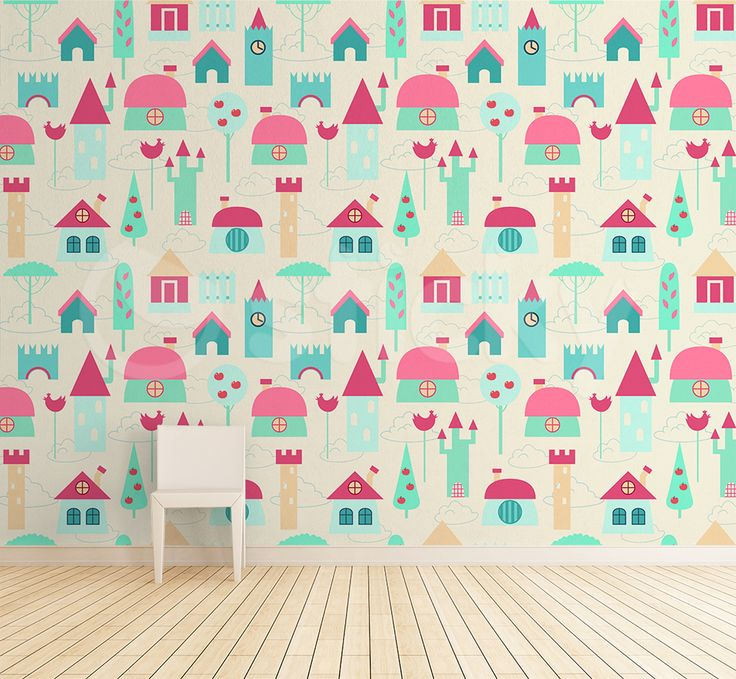 Village2 Wallpaper by Sticky!