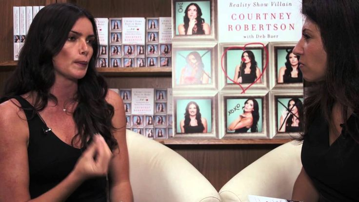 Courtney Robertson of #TheBachelor Interviewed by Lori Bizzoco --- In this video, the winner of The Bachelor: Season 16, Courtney Robertson talks about her days on the show, and her new book 'I Didn't Come Here to Make Friends'