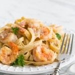 Creamy Shrimp Alfredo Pasta Recipe