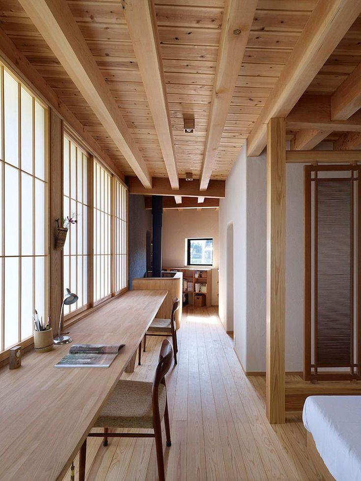 Exceptional Yatsugatake Villa By MDS