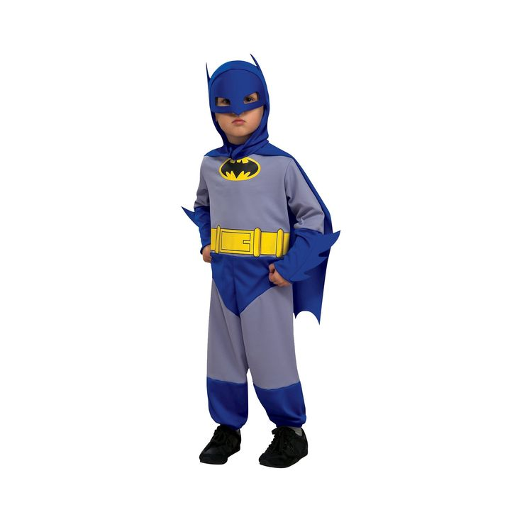 Halloween Batman The Brave and the Bold Boys' Costume 6-12M, Size: 6-12 Months, Variation Parent