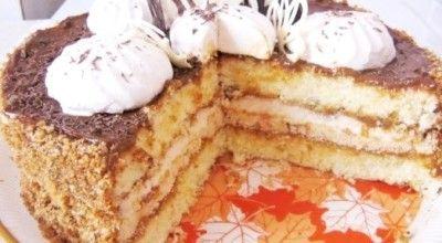 "Торт ""Иней"""