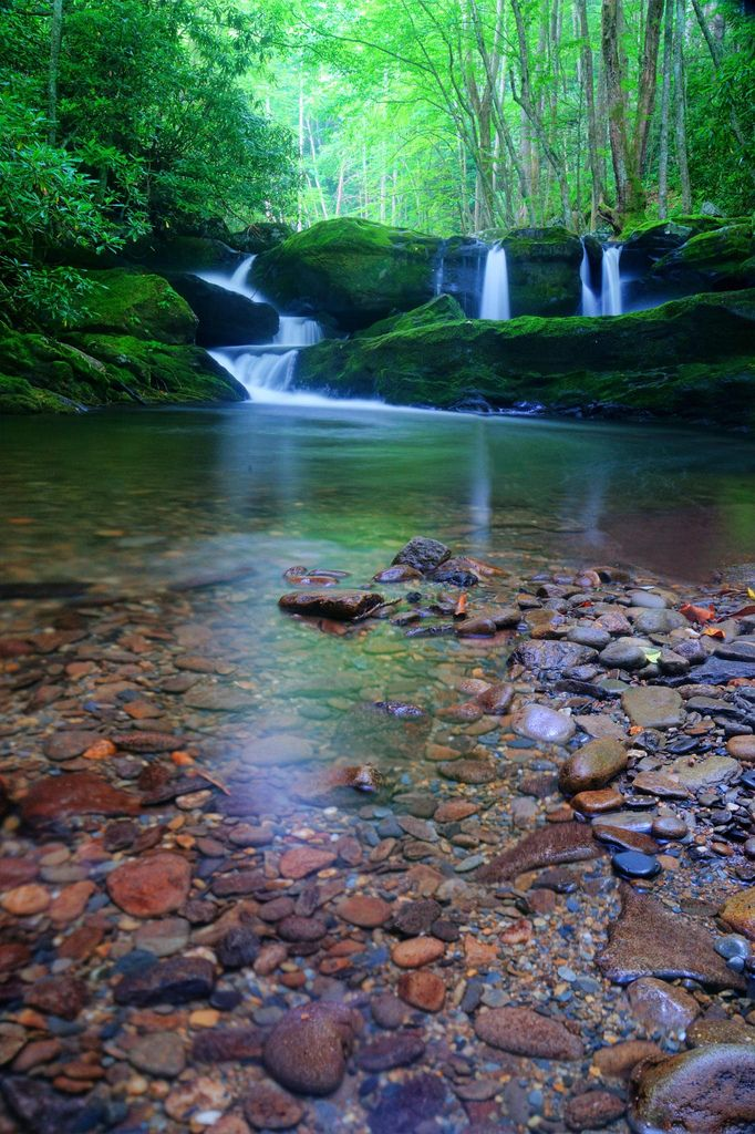 Tranquillity, Tremont, Tennessee, Great Smoky Mountains National Park | par abennett23