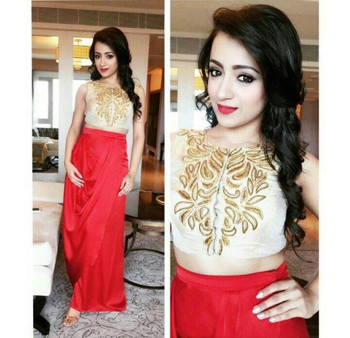 Trisha krishnan instagram