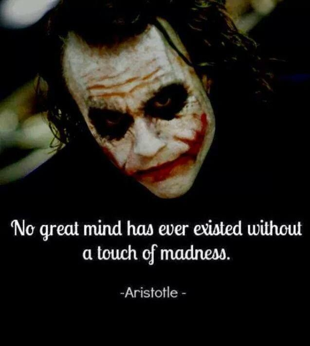 Dark Humor Quotes: 25+ Best Ideas About Joker Quotes On Pinterest