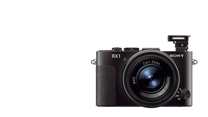 Sony Cyber-shot RX1   35mm Full Frame Digital Camera