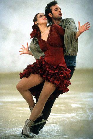 Brian Boitano and Katarina Witt