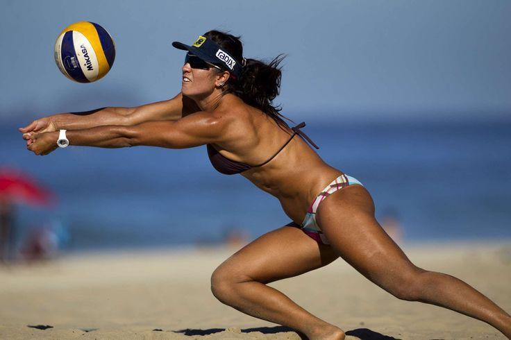 Maria Antonelli (beach-volley, Brésil) : JO 2016 : les plus belles et les plus…